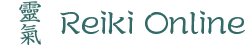 Reiki Online Logo