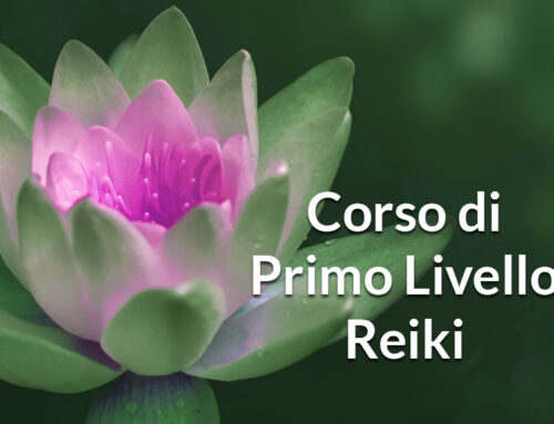 Corso online di primo livello Reiki