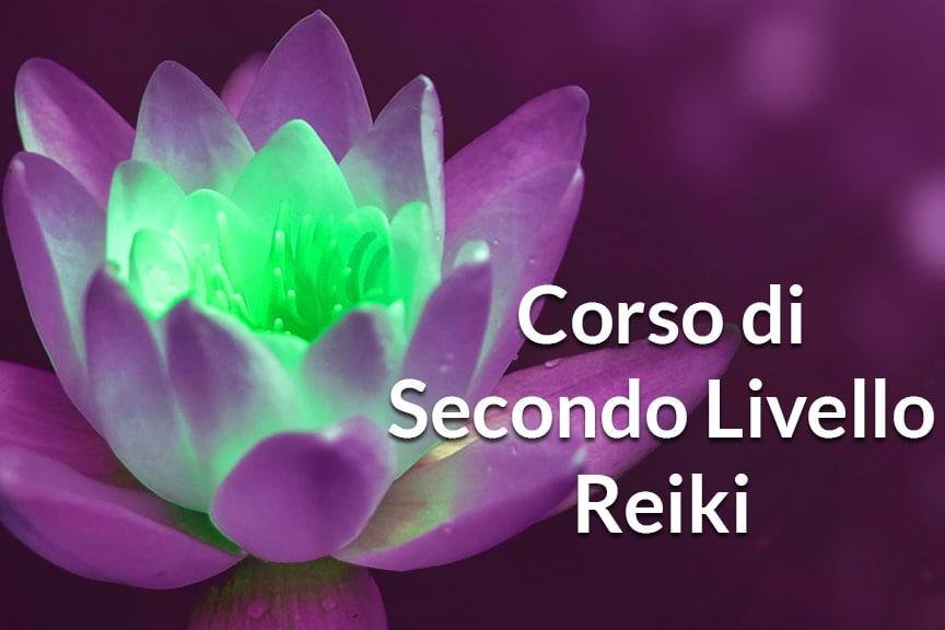 Corso online di secondo livello Reiki